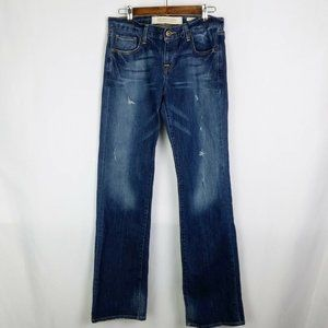 New York & Company Mid Rise Bootcut Jeans